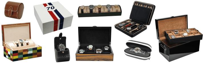 Uhrenbox Uhrenvitrinen Uhrenetuis Uhrenaufsteller Uhrenschatullen Kadloo Uhrenbeweger Beco Birkenstock Uhrenkoffer