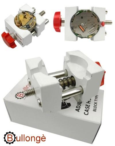 Uhrwerkhalter BULLONGÈ RONDO43 bis 43mm