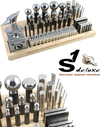 Verformungswerkzeug-Set FormeXX43 mit Kugelpunzen
