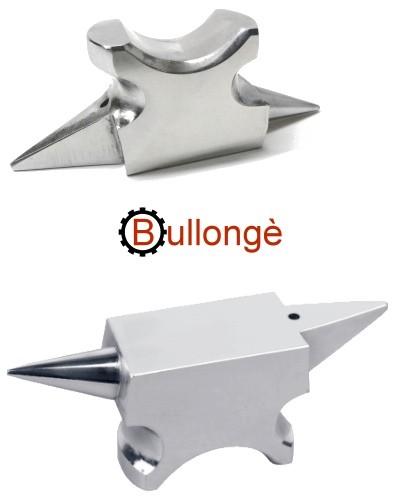 Doppelhorn-Micro-Amboss BULLONGÈ MHA2