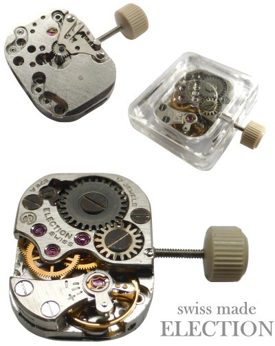 Election 275A mechanisches Uhrwerk swiss made
