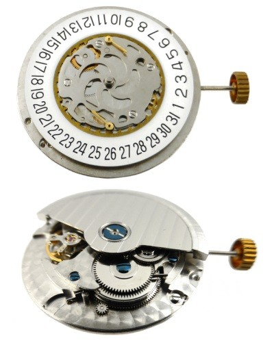Uhrwerk PTS 2B00 mit Power-Reserve-Anzeige