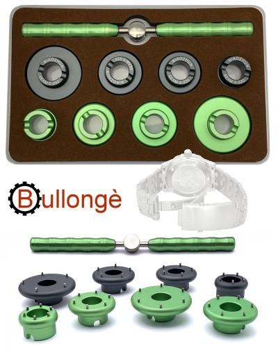 Bullongè PRO-SET OMG-8 mit 8 Gehäuseöffnern für Omega