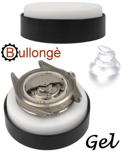White-Gel Einschalungskissen BULLONGÈ SOFT-55W Montage