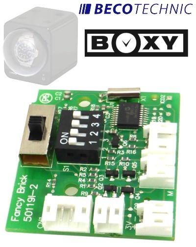 Schaltplatine für Boxy Fancy by Beco Uhrenbeweger