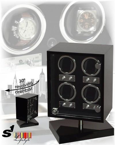 S1 Life Style Uhrenbeweger Cube Panorama Alive 4