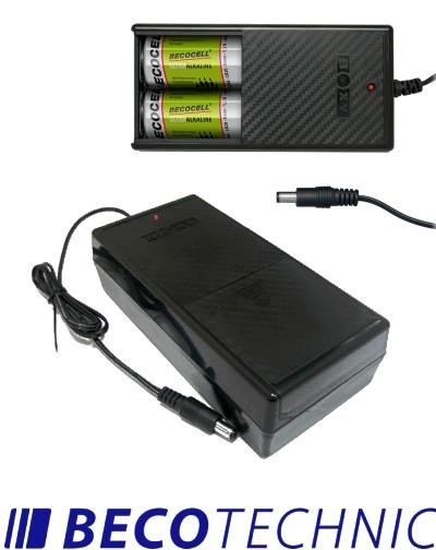 Beco Technic Battery Adapter für Uhrenbeweger