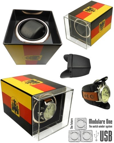 MODULARE ONE USB GERMANY Uhrenbeweger PRO