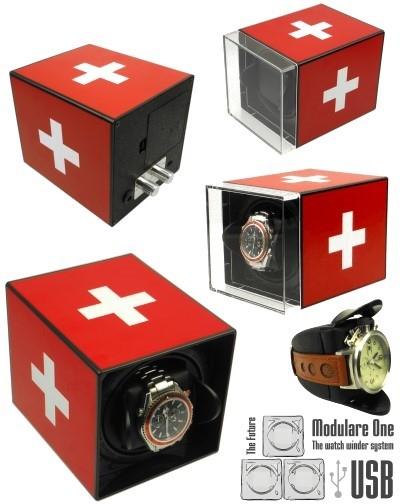 MODULARE ONE USB SWISS Uhrenbeweger PRO