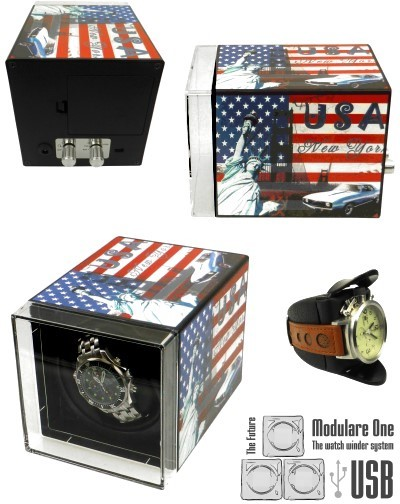 MODULARE ONE USB USA Uhrenbeweger PRO