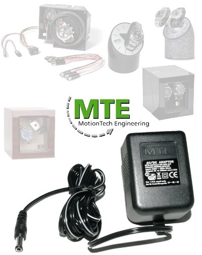 MTE Netzadapter für Uhrenbeweger